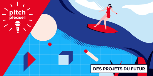 Pitch Please ! Des projets du Futur