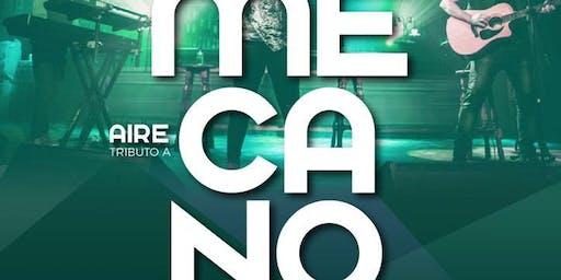 AIRE tributo a MECANO en Andratx (Teatre Sa Teulera)
