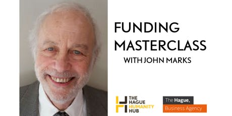 Funding Masterclass with John Marks tickets