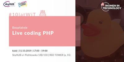 #10latWiT : live coding PHP