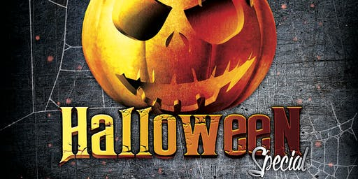 The Biggest Afro Caribbean Halloween Party