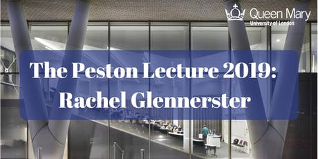 Peston Lecture: Using Economics for Good by Dr Rachel Glennerster tickets