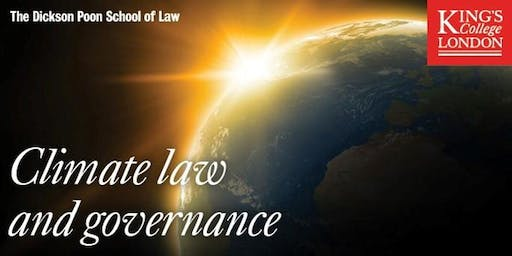 Climate Law & Governance Reading Group