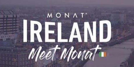 MONAT Ireland - Meet MONAT Dublin tickets