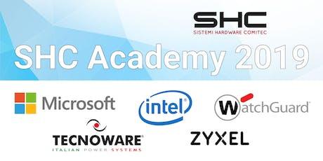 SHC Academy 2019 — Edizione commerciale biglietti