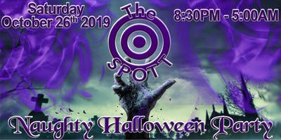 Naughty Hot Halloween at The SPOTT