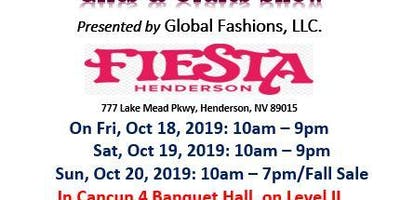 International Gifts and Crafts Show Presented by Global Fashions