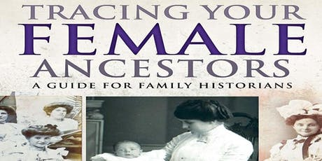 Tracing your female ancestors:  suffragette or suffragist? tickets