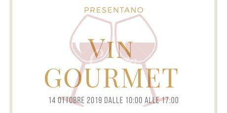 Vin Gourmet biglietti