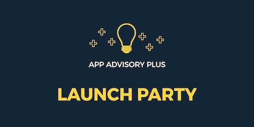 App Advisory Plus Launch Party