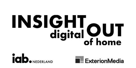 Insight Digital Out-of-Home - IAB Nederland & Exterion Media tickets