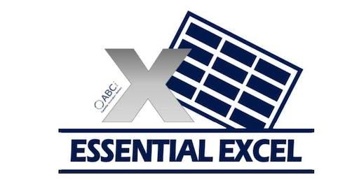 Intermediate Excel  04/02/2020