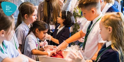 The Great Science Share for Schools 2020: Wales Meeting