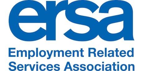 Employment Support West Midlands tickets