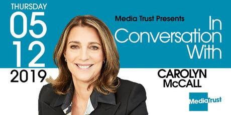 Kamal Ahmed In Conversation With Carolyn McCall tickets