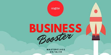 Masterclass: Business Booster billets