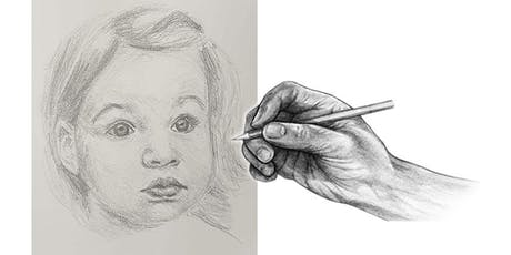 Learn to Draw Children's Portraits tickets