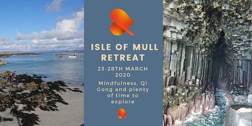 Isle of Mull Retreat: Mindfulness & Qi Gong