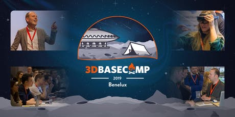 SketchUp 3D Basecamp Benelux 2019 tickets