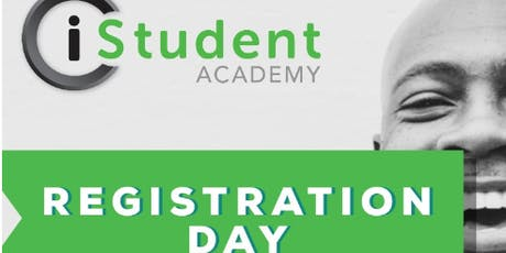 iStudent Academy JHB - Registration Day tickets