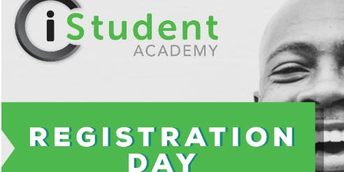 iStudent Academy JHB - Registration Day