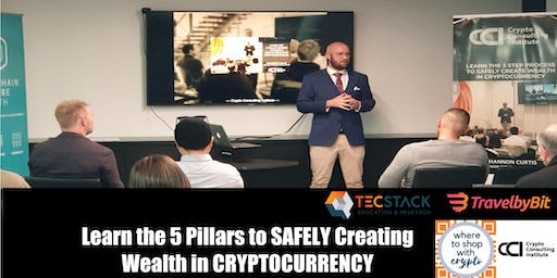 INVESTORS - Learn The 5 Pillars To SAFELY Creating Wealth in CRYPTOCURRENCY