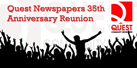 Quest Newspapers 2020 Reunion tickets