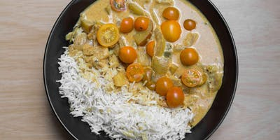 Vegan Indian Comfort Food - Cooking Class by Cozymeal™