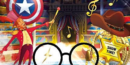 Movie Music Mayhem - Mansfield Central Library