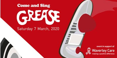 Come and Sing Grease