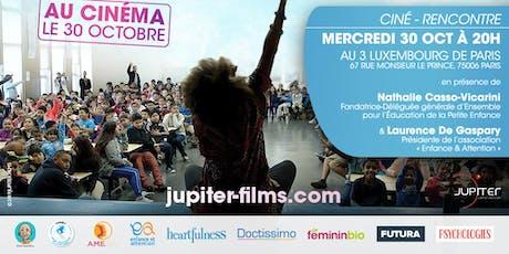 Ciné - Méditation - Conférence billets
