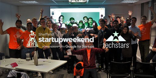 Techstars Startup Weekend Sheffield November 2019