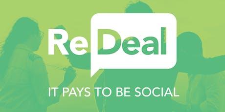 Redeal/Yadoux Frukostseminarium - En engagerade kund är din bästa säljare tickets