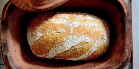 Sourdough Bread Baking - Cooking Class by Cozymeal™ tickets