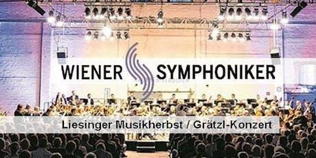 """Wiener Symphoniker - """"Grätzl-Konzert"""" Tickets"""
