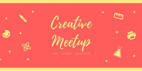 Creative Meetup tickets