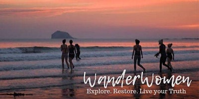 WanderWomen: Audacious Sunset Swim