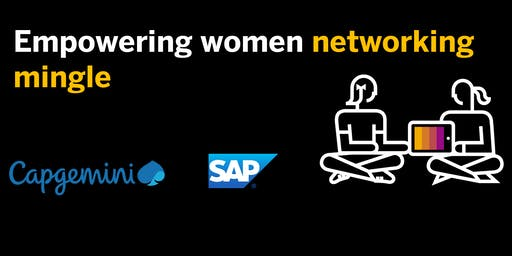 Capgemini & SAP Empowering women networking mingle