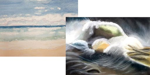 Learn To Draw and Paint Seascapes