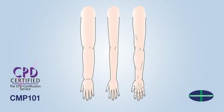 CMP101 - Compression Therapy and Kinesiology Taping for Upper Limb Oedema tickets