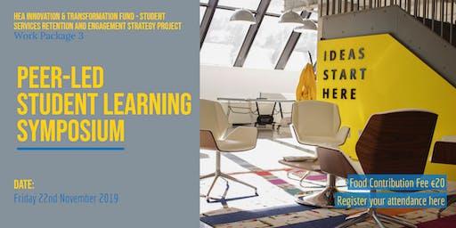 Peer-Led Student Learning Symposium
