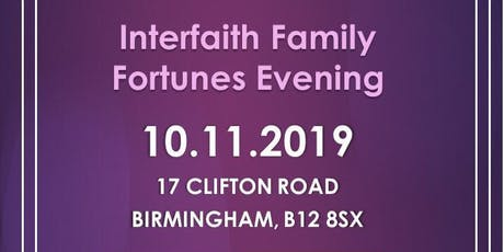 Interfaith Family Fortunes tickets