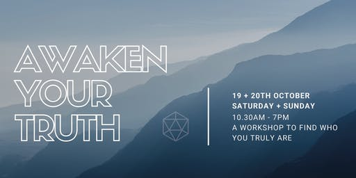 Awaken Your Truth Workshop
