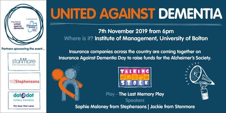 United Against Dementia tickets