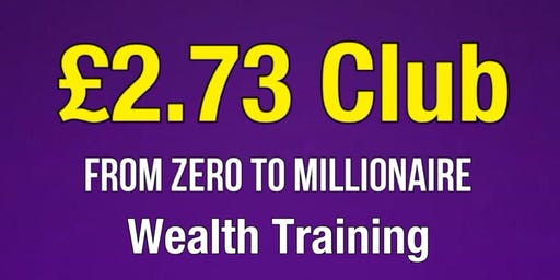 From Zero to Millionaire Training Seminar