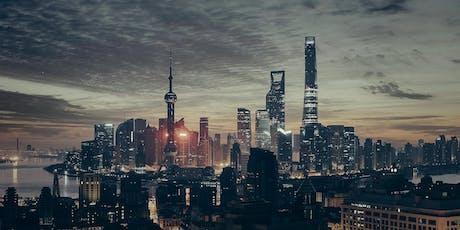 Les technologies au défi des villes chinoises billets