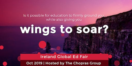 Ireland Global Ed Fair 2019 In Pune Hosted by The Chopras