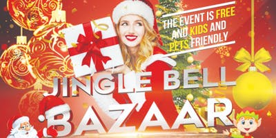 Jingle Bell Bazaar at Ybor