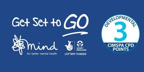 Mental Health Awareness for Sport and Physical Activity tickets