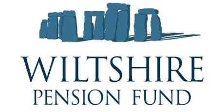 Wiltshire Pension Fund Valuation Results & Funding Strategy Consultation tickets